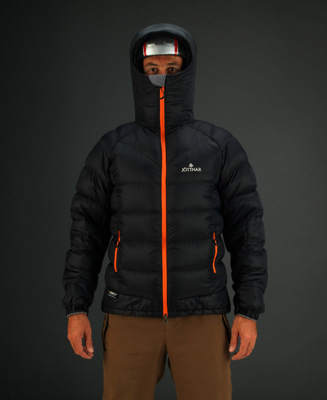 Jottnar Fjorm Jacket Worn, 46 kb