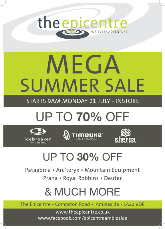 The Epicentre Summer Mega Sale
