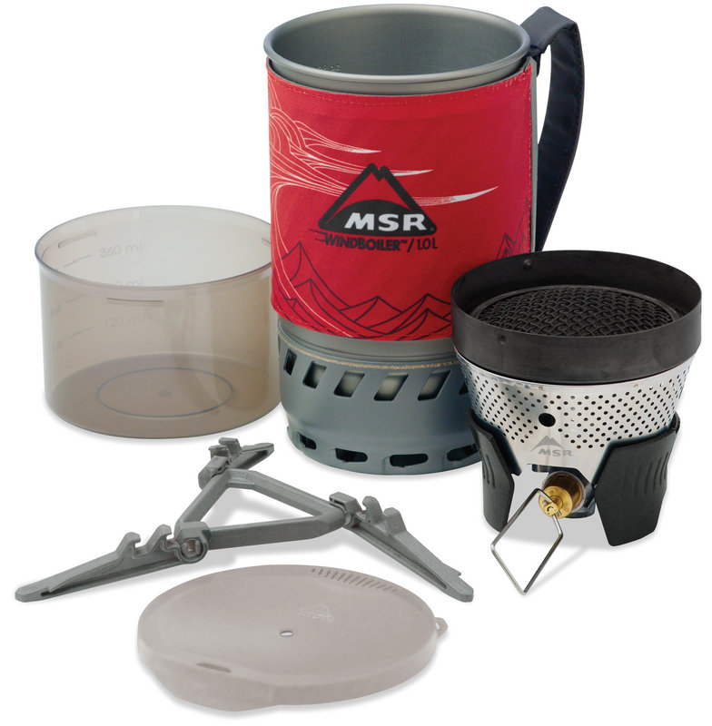 MSR Wildboiler Stove Contents, 105 kb