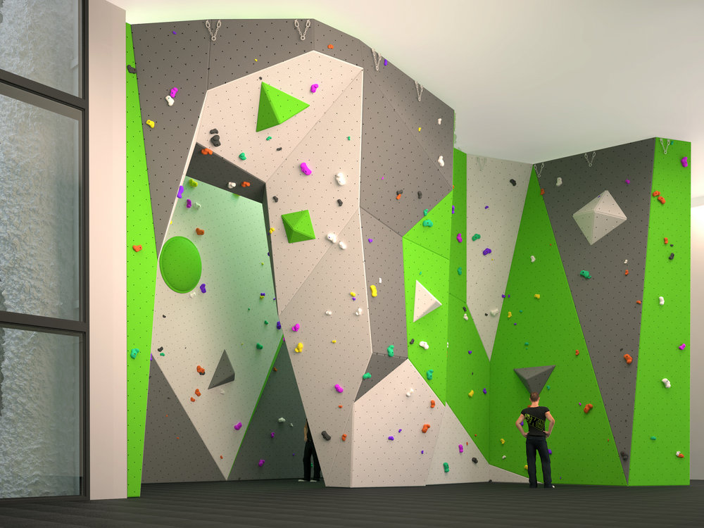 King Kong Climbing Centre Main Arch, 152 kb