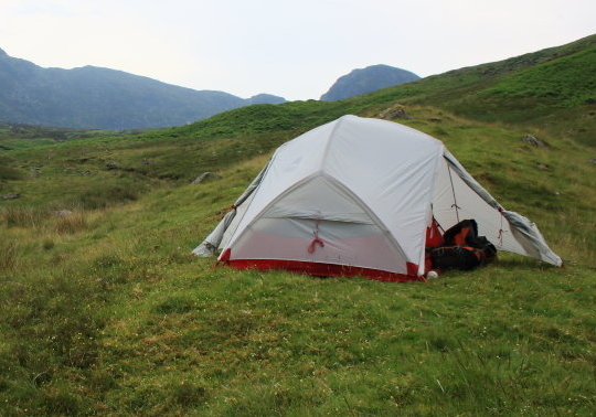 & UKC Gear - REVIEW: MSR Hubba Hubba NX 2-Person Tent