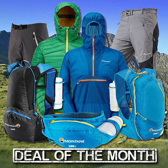Climbers Shop Deal of the Month - Montane 20% OFF, 115 kb