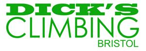 Dick's Climbing Logo, 42 kb