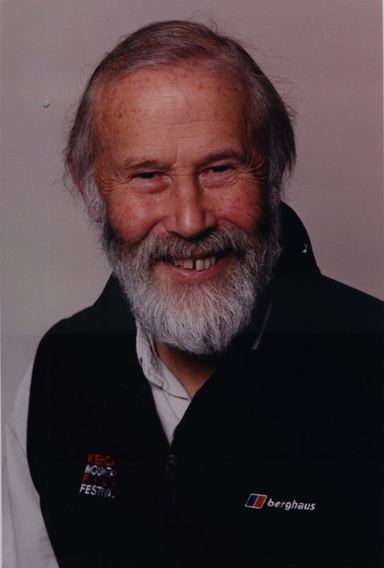 Sir Chris Bonington, 54 kb