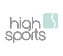 high Sports Logo, 6 kb