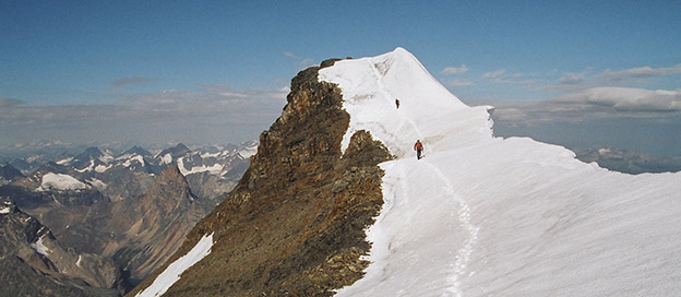 Mount Edith Cavell Summit, 61 kb
