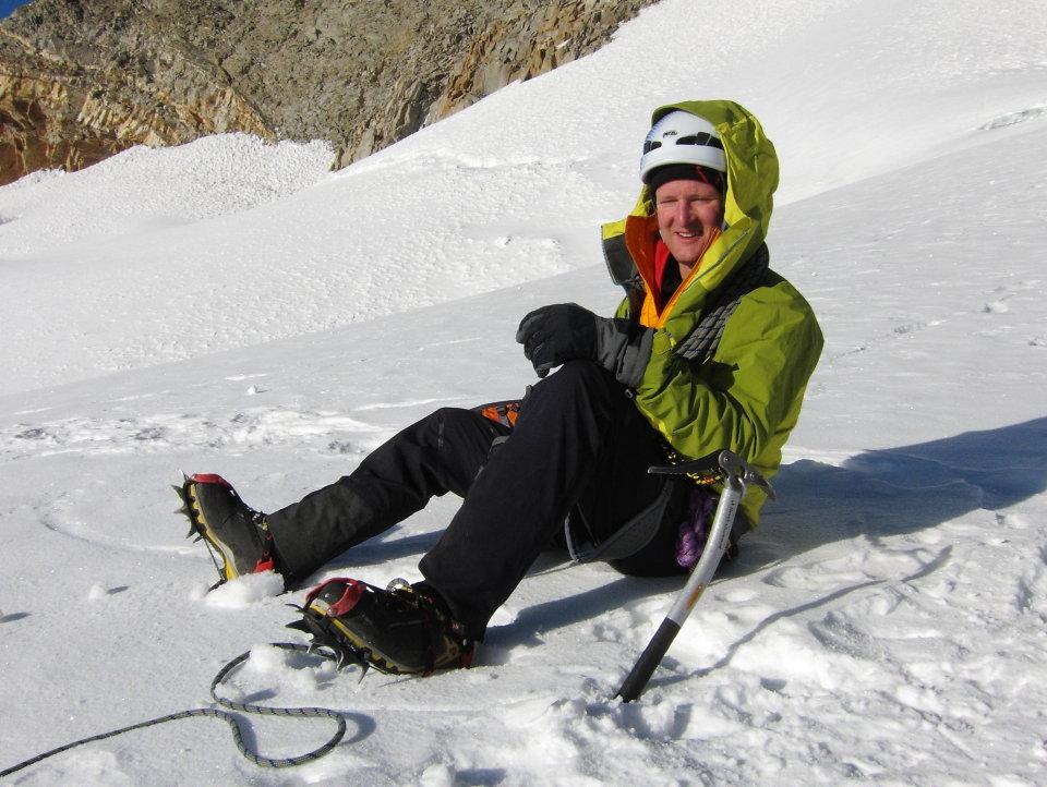 Gear Review: Mountain Equipment Lhotse Waterproof Jacket