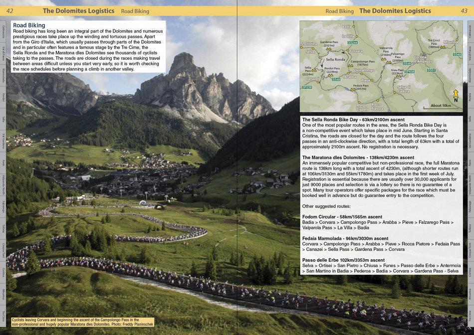 Dolomites Rockfax - Example intro page, 214 kb