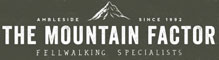 The Mountain Factor logo