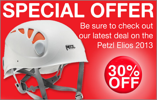 Petzl Elios - SPECIAL OFFER, 70 kb