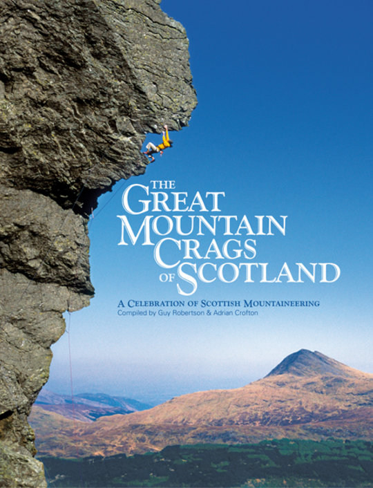 The Great Mountain Crags of Scotland, 104 kb