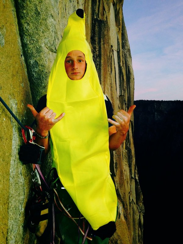 Pete Whittaker: one banana in the Wideboyz bunch., 97 kb