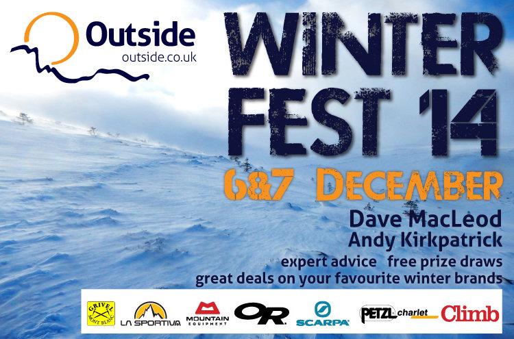 Winterfest 2014 at Outside Hathersage