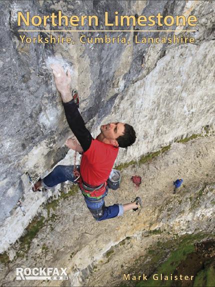 Northern Limestone : Yorkshire, Cumbria, Lancashire Rockfax Cover, 163 kb