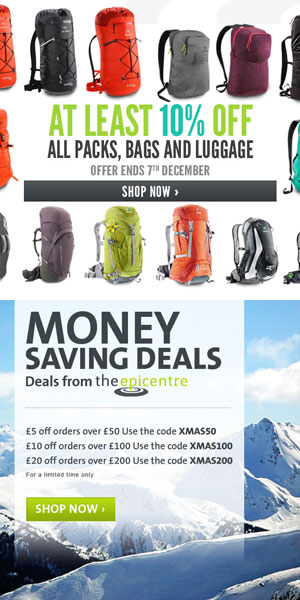 Bags and Winter Deals