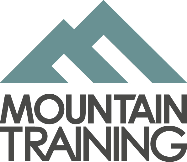 Mountain Training logo, 86 kb