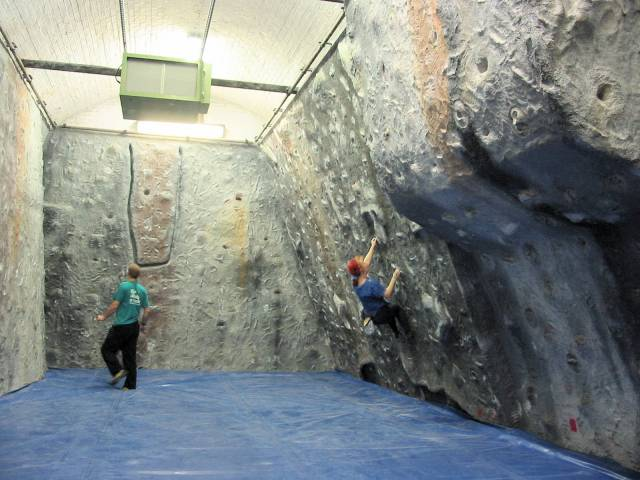 Rock room, Fort Purbrook Activity Centre, Hampshire, 49 kb
