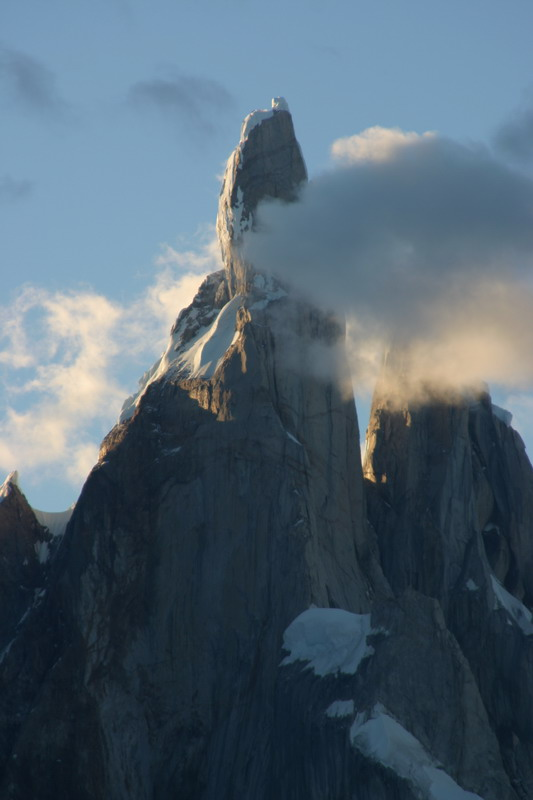 Cerro Torre ascents, 62 kb