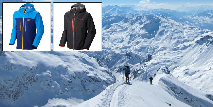 REVIEW: Mountain Hardwear Mixaction and Seraction Jackets