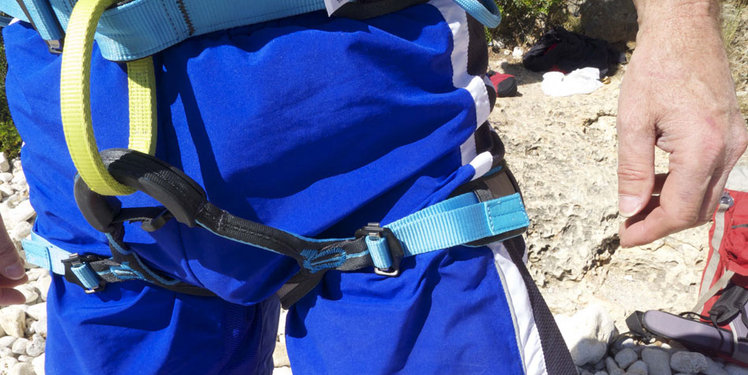 UKC Gear - REVIEW: Edelrid Jay II and Jayne Harnesses