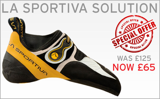 La Sportiva Deal of the Month, 57 kb
