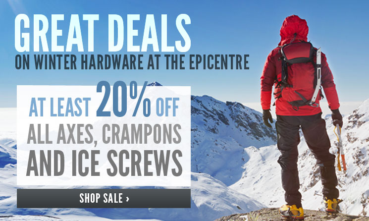 Winter Hardware Deals