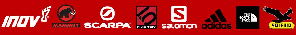 Footwear sale logos