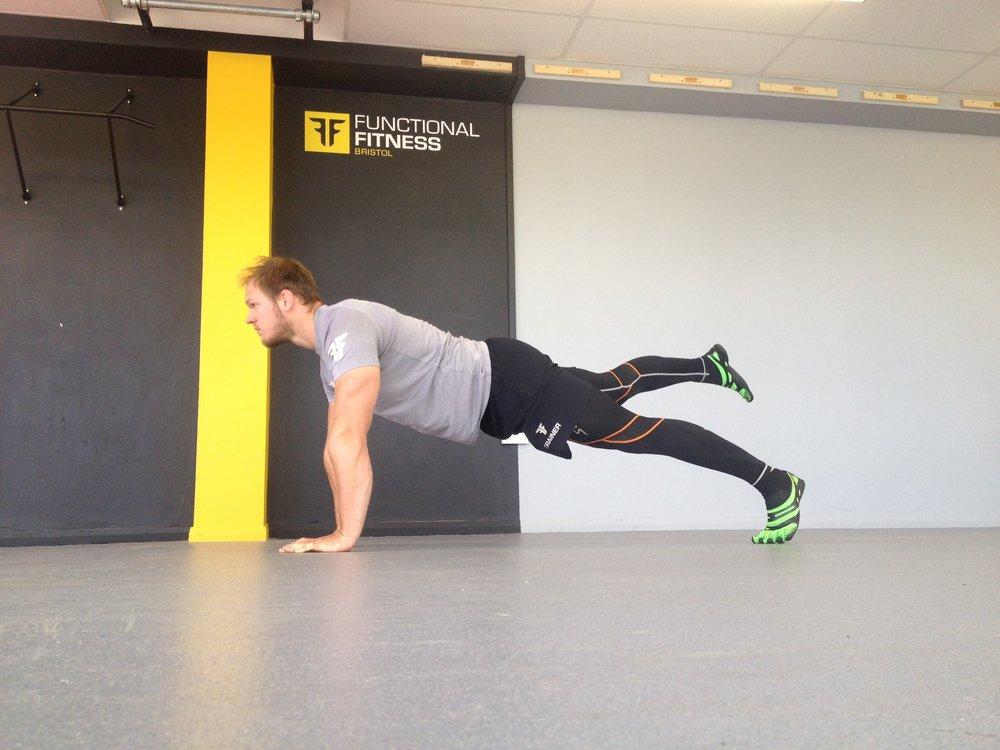 Front Plank leg lift, 86 kb