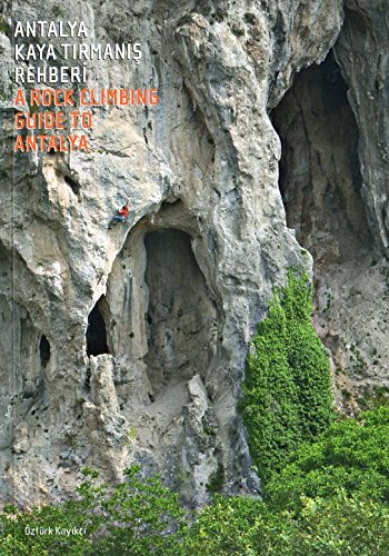 A Rock Climbing Guide to Antalya cover photo, 70 kb
