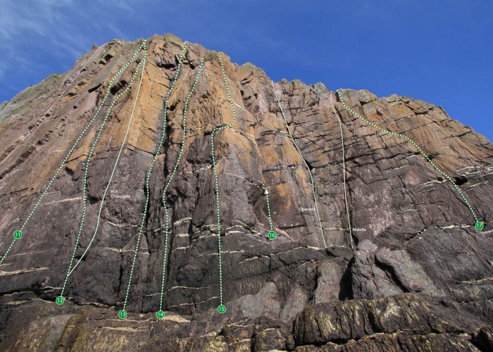 Rock Climbing in Ireland, 126 kb