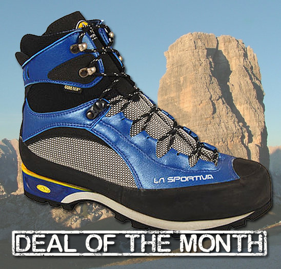 Deal of the Month - La Sportiva Trango S Evo Boots, 95 kb