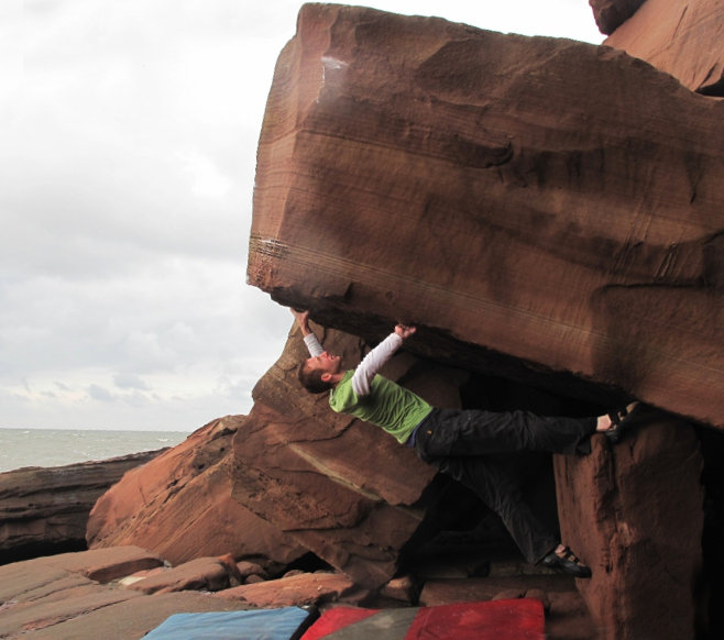 Tale of the Talbots SDS, 7C, St Bees Head South, 7C, 74 kb