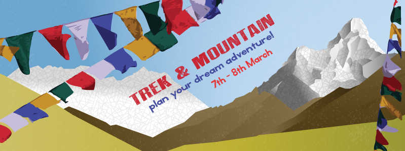 Trek and Mountain weekend