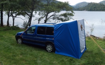 Amdro Boot Tent, 30 kb