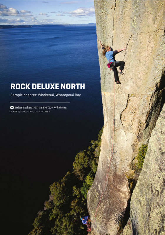 North Island Rock Deluxe cover photo, 127 kb