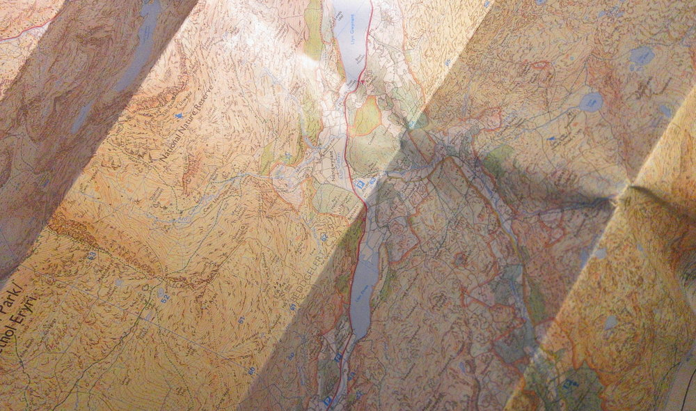 OS maps - works of art © UKC Articles