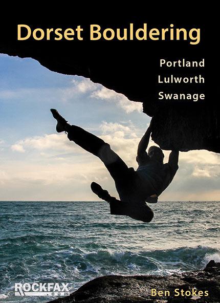 Dorset Bouldering Rockfax Cover, 62 kb