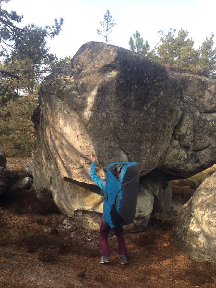 A boulder is found!, 107 kb