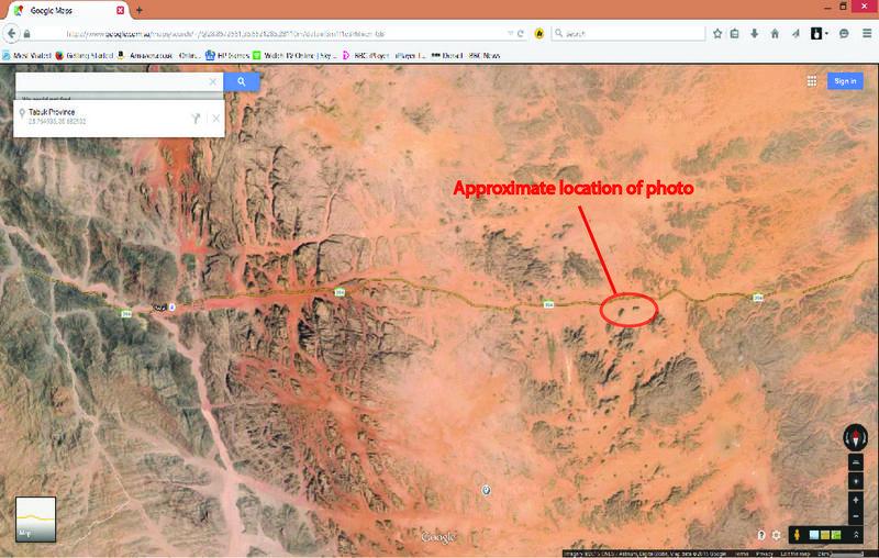Wadi Badir from Google Earth, 259 kb