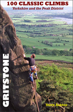 100 Gritstone Classics - Yorkshire and the Peak District, 40 kb