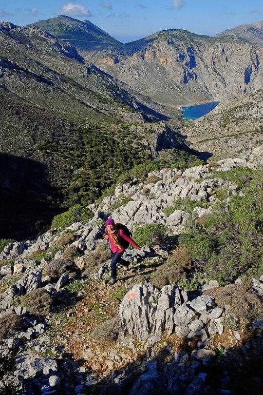 Typical Kalymnos terrain - it's no pushover, 179 kb