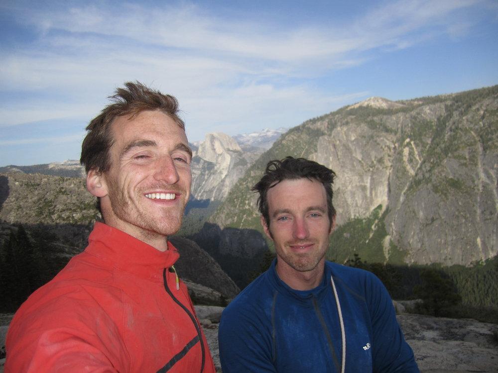Dan and James Mchaffie on El Nino, 114 kb