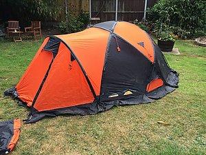 premier post photo & UKC Forums - Vango FORCE 10 Spindrift 300 tent