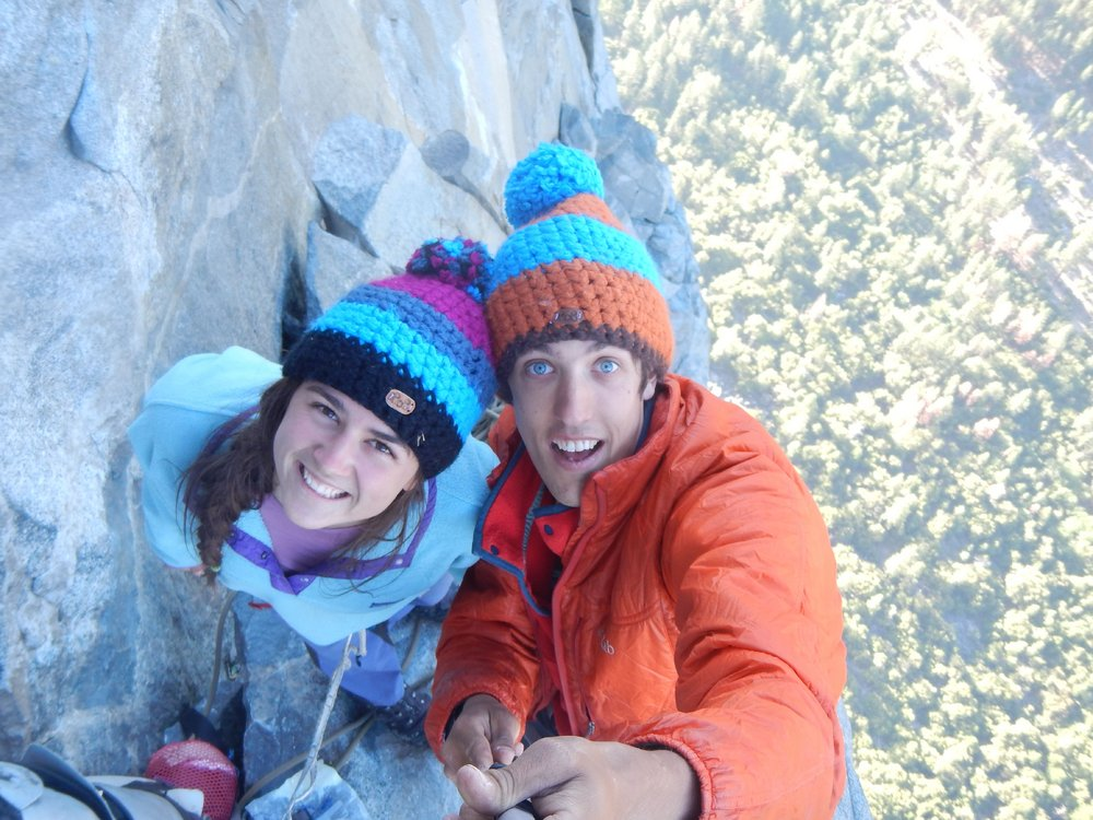 Bronwyn and Jacob on El Capitan, 154 kb
