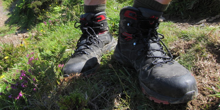40ad87bf865 UKH Gear - REVIEW: Mammut Mercury Advanced High II GTX boots