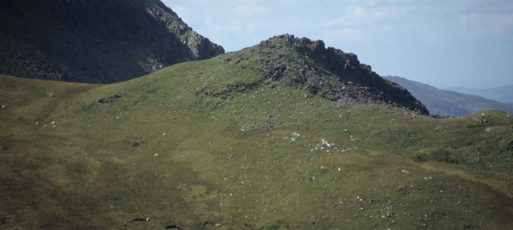 Moelwyn Mawr North Ridge Top - a mountain no more  © UKC News
