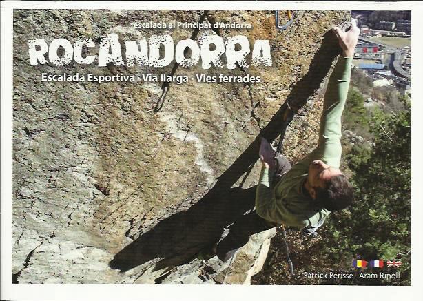 RocAndorra - escalada al Principat d'Andorra, 105 kb