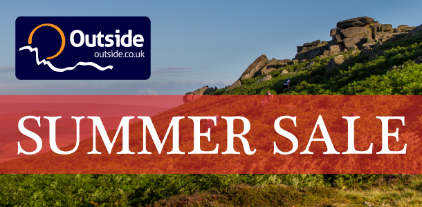 Big Summer Sale at outside.co.uk
