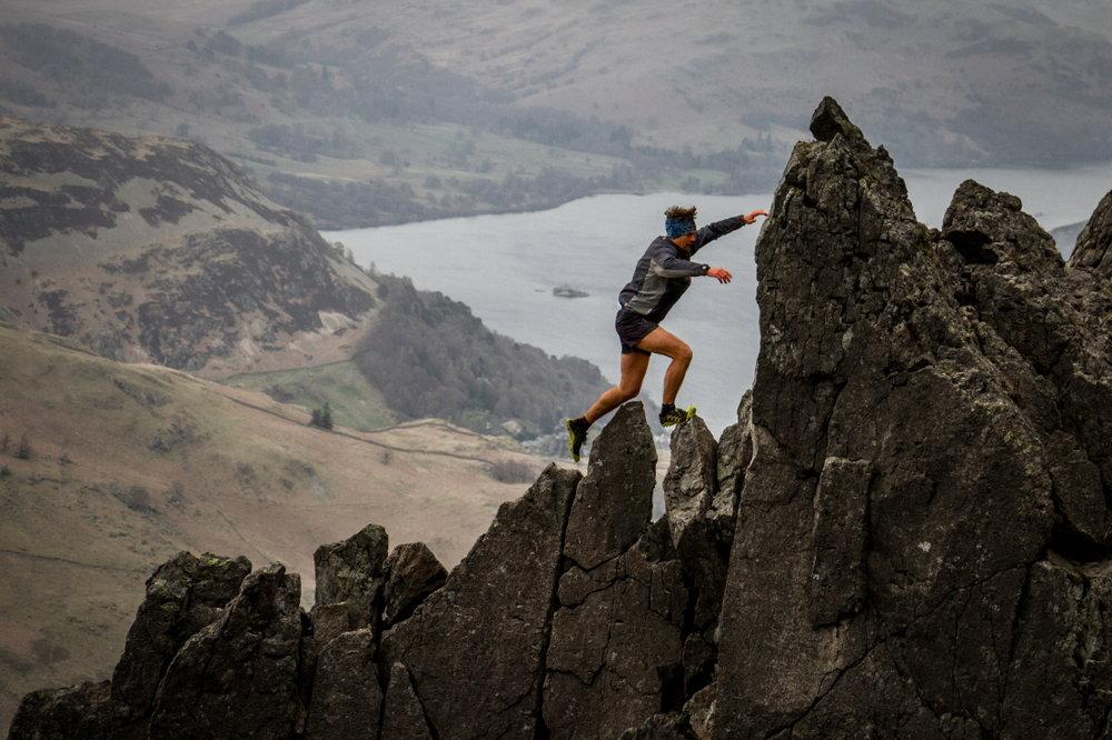 Pinnacle Ridge - it's not your normal race terrain, 135 kb