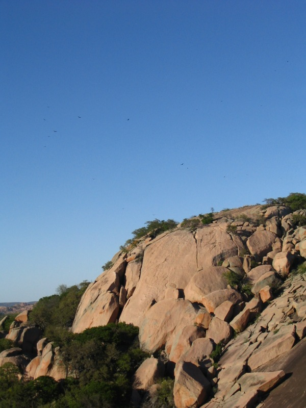 Enchanted Rock - Main Dome [Texas], 111 kb